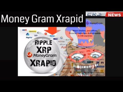 Ripple Takes $50 Million Stake in MoneyGram in Push to Deploy XRP