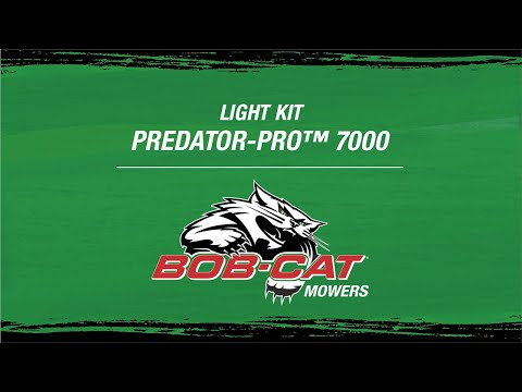 BOB-CAT Nuts & Bolts - Predator-Pro 7000 Light Kit