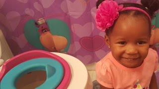 How i potty trained my 1 year old