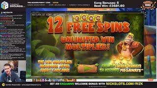 Casino Slots Live - 30/07/19 *QUAD SLOTS!!*