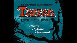 【BGM】 Tarzan: Lord of the Jungle (SNES - Soundtrack - OST - Super Nintendo - VGM)