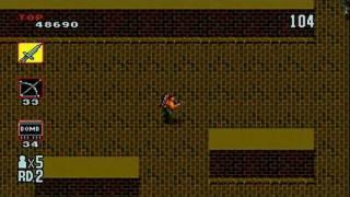 Rambo III SEGA GËNESIS MEGA DRIVE (Full Game) | Playthrough
