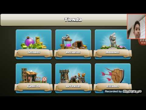 Demonfox Jugando Clash Of Clans