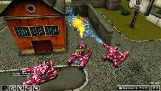 ВАСПЫ - ОХОТНИКИ говорящие =))  Танки Онлайн /игра в танки