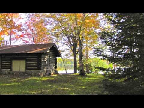Trout Lake, Michigan Fishing Lake Wegwas
