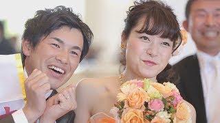 【ララシャンスいわき】福島県いわき市の結婚式場 アイケイケイウェディングが行う結婚式の動画