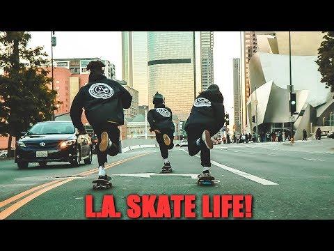 L.A. SKATE LIFE