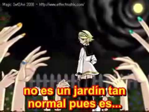Fear Garden Rin Kagamine  Spanish Fandub