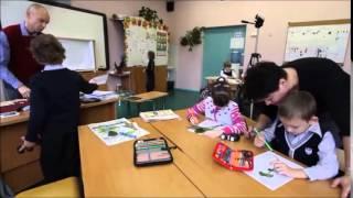 урок в 1 классе.окружающий мир.растения