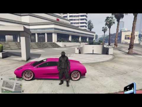 GTA 5: Buying The CEO Office
