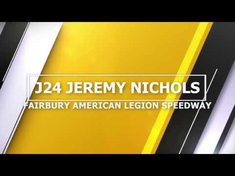 Jeremy Nichols | Fairbury American Legion Speedway | May 5, 2018 | Qualifying