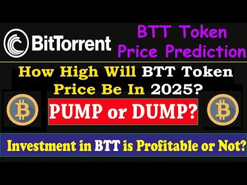 BTT Price Prediction 2021 - Investment In BTT Is Profitable Or Loss-Making? BTT Token Crypto News