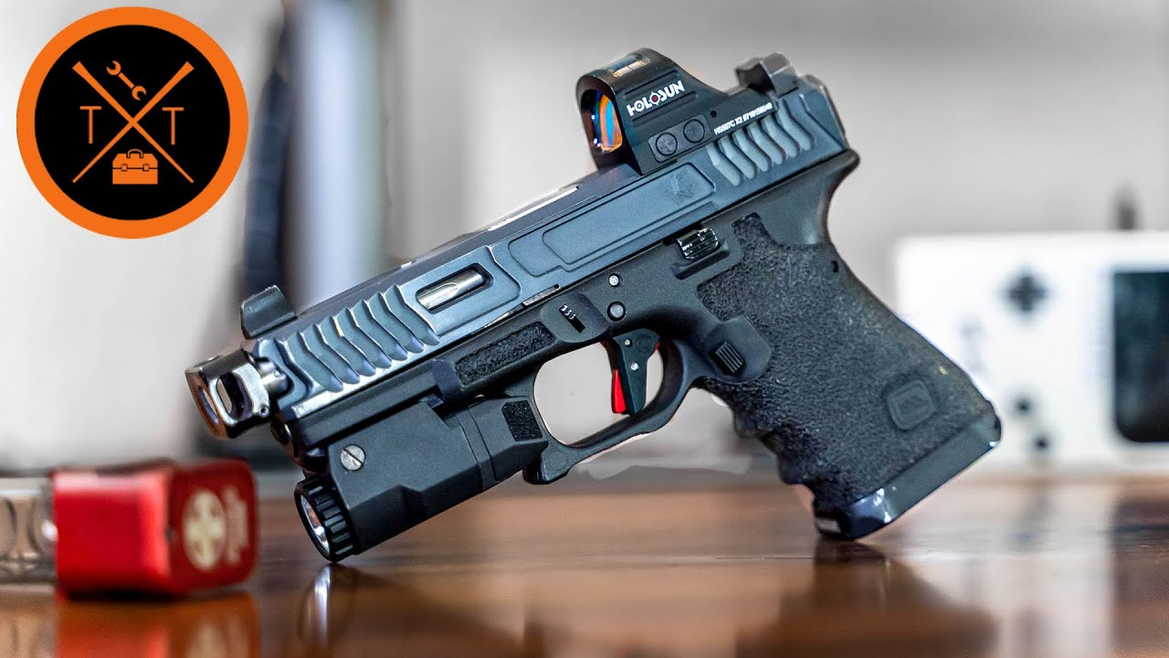This Glock Trigger will Blow Your Mind...Seriously(Links in Description)