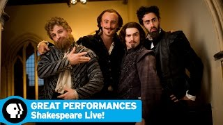 GREAT PERFORMANCES | Shakespeare Live! from The Royal Shakespeare Company Preview| PBS