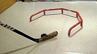HockeyShot's Fast Hands Stickhandling Aid Review