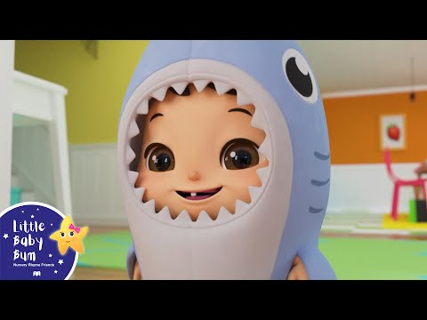 Halloween Songs Special Trick Or Treat Baby Shark Dress Up 5