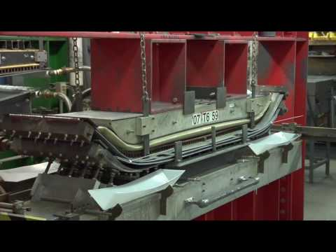 Burton Manufacturing Center: How to Make a Snowboard