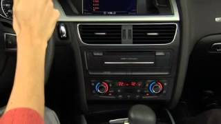 Audi A4 A5 Q5 Q7- Deluxe Auto Air Conditioning
