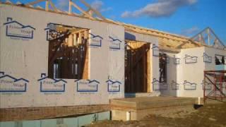 Medina County Career Center Carpentry Project 2008
