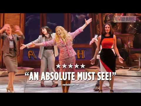Legally Blonde at the Grand Opera House