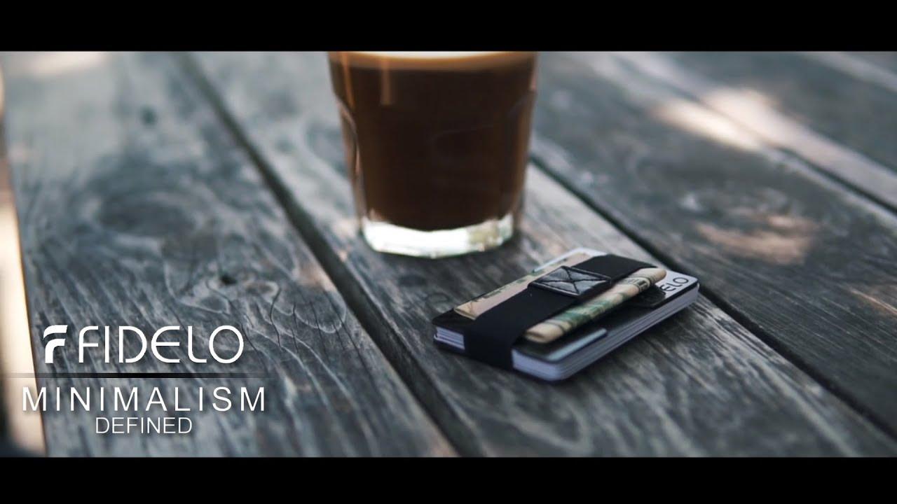 d9a65bc903e3 Experience the MINIMALIST X RFID Blocking Slim Carbon Fiber Minimalist  Wallet by FIDELO