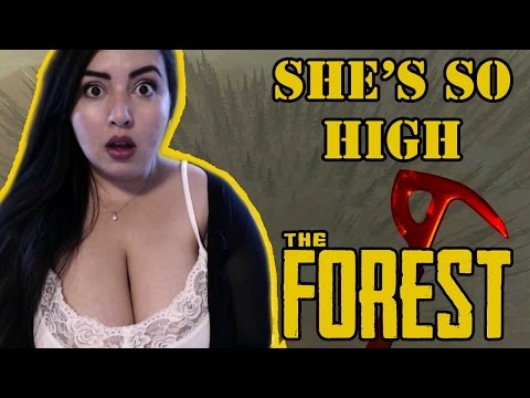 Let's Play The Forest - Season 8, Episode 6 (She's So High)