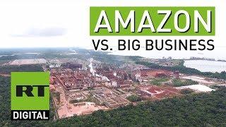 Amazon vs big business: How a Brazilian community FOUGHT back