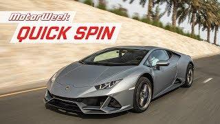 2019 Lamborghini Huracan EVO | MotorWeek Quick Spin