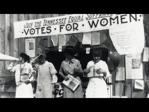 By One Vote: Woman Suffrage In The South | The Citizenship Project | NPT