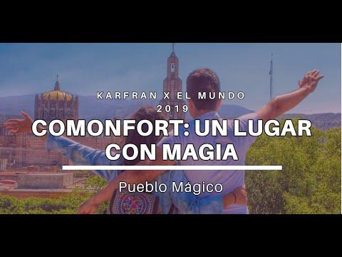 COMONFORT | Empalme Escobedo | Ferrocarril, Tradiciones Y Artesanias | México 2019