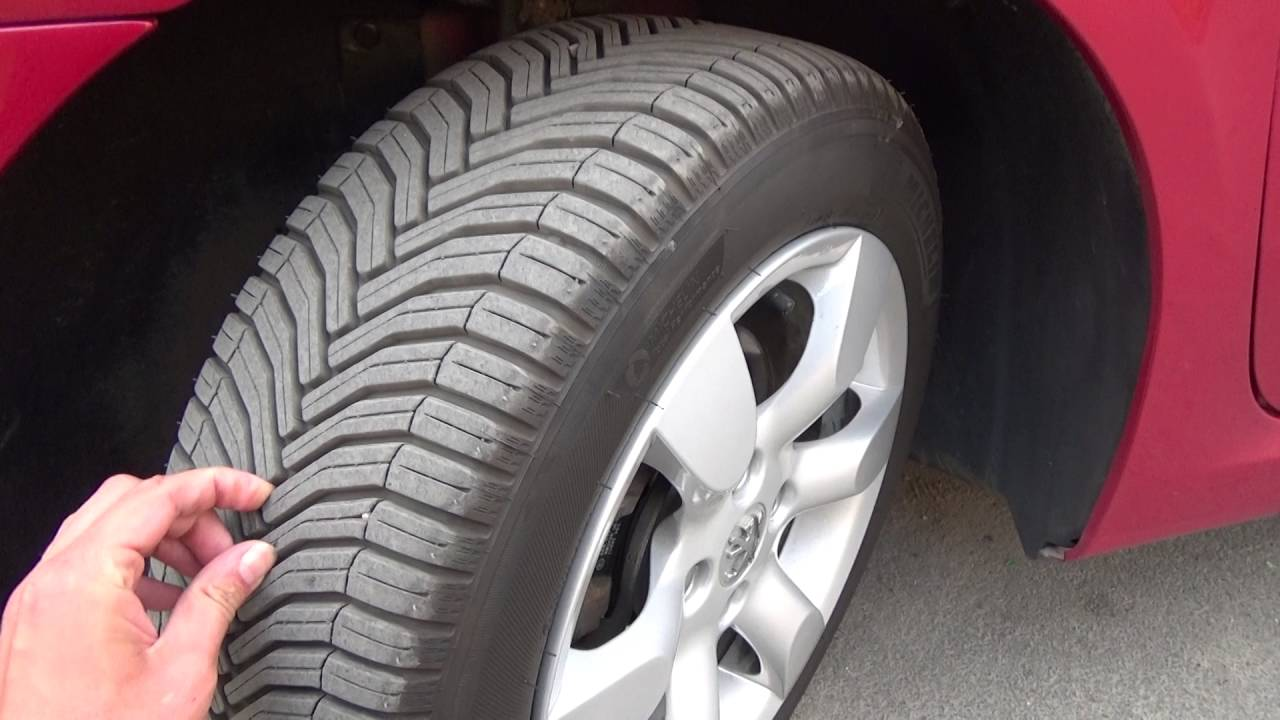 Michelin Crossclimate Youtube