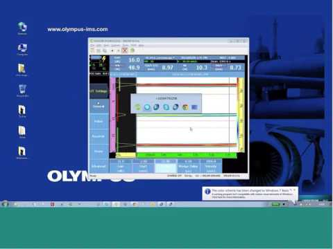 OmniScan MX2 For Corrosion Mapping and Position C scan
