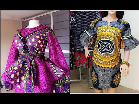 100+ AFRICAN DRESSES 2021: LATEST MAGNIFICIENT AND STUNNING ANKARA FASHION FOR STYLISH LADIES