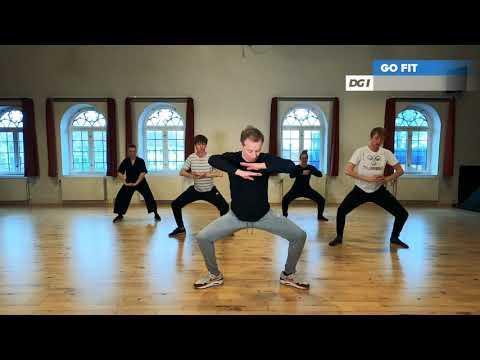 DGI Gymnastik - Dans  med Peter Friis - It isn't It wasn't