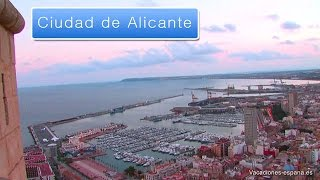 Video sobre Alicante ciudad