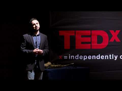 Il viaggiatore col Sax | Gianni Denitto | TEDxTorino