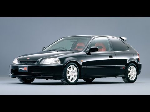 Ремонт кузова Honda Civic EJ/EK (Repair Of A Body Honda Civic EJ/EK )