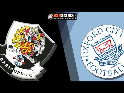 Dartford v Oxford City 19/08/17