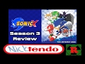 Sonic X Season 3 (The Metarex Saga) Review - Mad Space (ft. The Nuclear Reviewer)