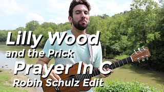 Lilly Wood and The Prick - Prayer In C (Guitar Tutorial) by Shawn Parrotte