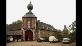 Kasteel Cortenbach bij Voerendaal Nederland