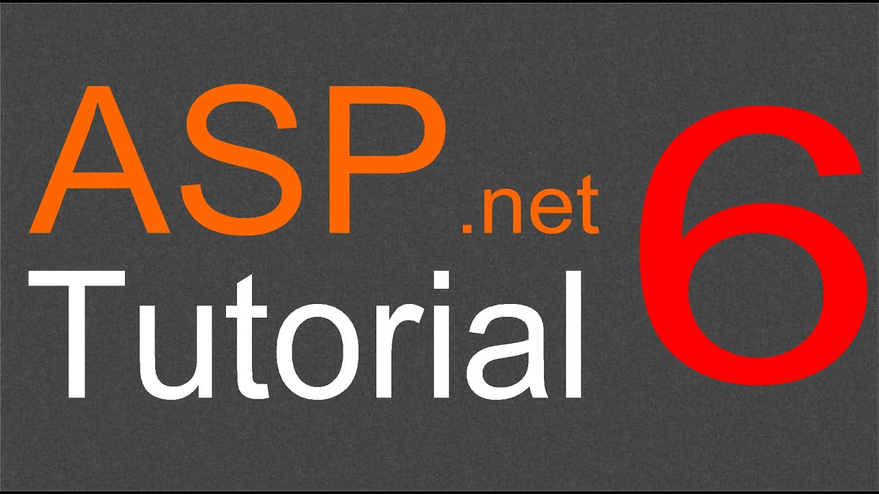ASP.NET Tutorial for Beginners - 06 - Adding some HTML and CSS to ...