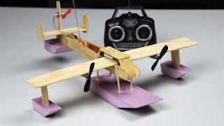 How to Make a RC Floatplane
