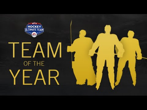 NHL 15 HUT: TEAM OF THE YEAR INFORMATION AND RELEASE DATE!