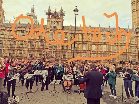 London Flashmob 2019 - Ode To Joy