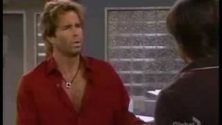 Lucas knocks Daniel out