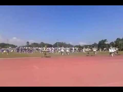 alah valley academy drumline winning performance of hinugyaw festival 2016