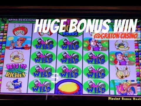 FRIDAY QUICKIE: STINKIN' RICH HUGE BONUS @ Graton Casino | NorCal Slot Guy