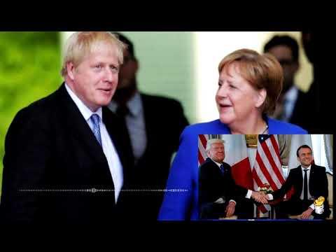 Макрон и Меркель используют Путина как инструмент. Ж-7 или Г-8