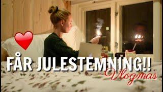 """Eksamensfeiring, Julekos & """"hjem Til Jul""""   Vlogmas"""